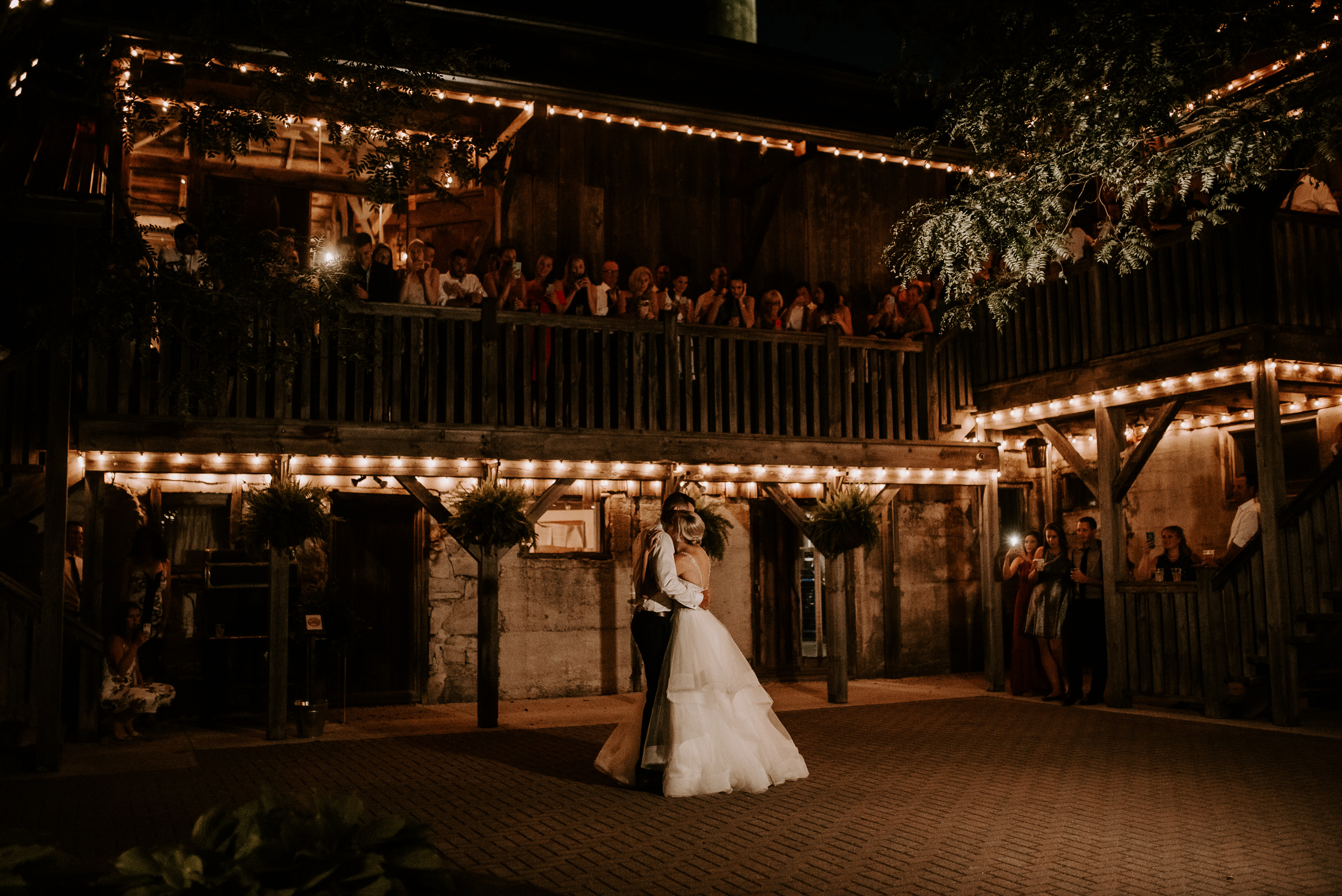 Belcroft Estates Wedding - first dance